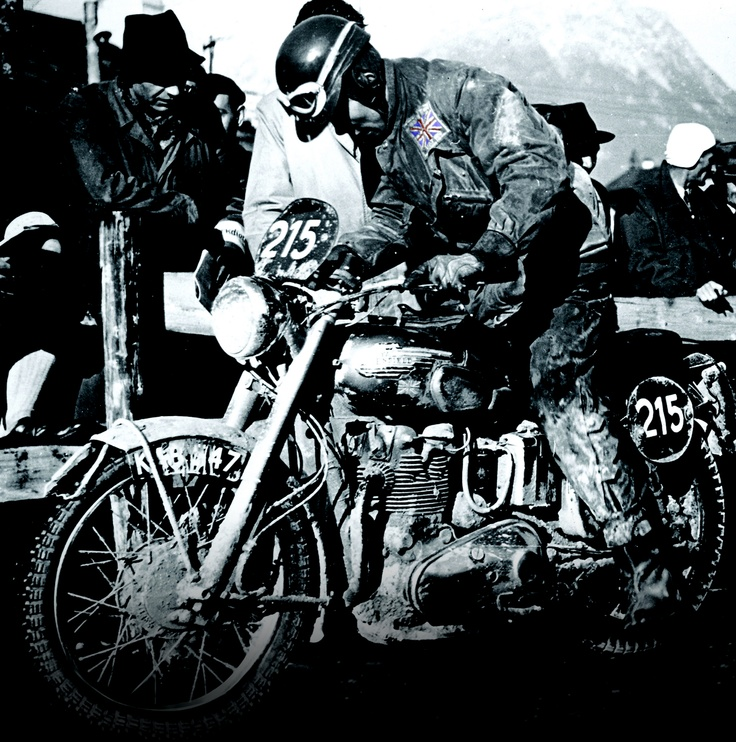 Barbour International Motorcycle soot since 1834
