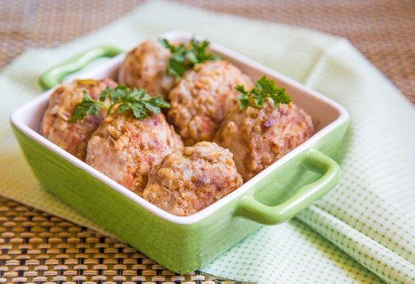 Рецепты мясных блюд для самых маленьких
