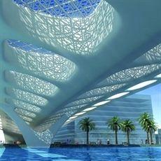 Dubai Bridge