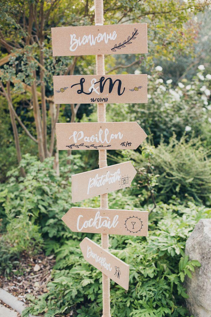 Les 25 meilleures idées de la catégorie Panneau directionnel sur Pinterest Panneaux de  # Panneau Directionnel Bois