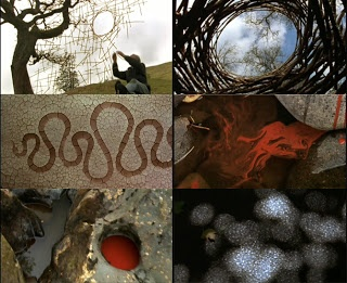 "artaboo: Andy Goldsworthy ""Rivers and tides"""