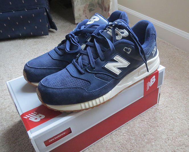 new balance 530 encap blue