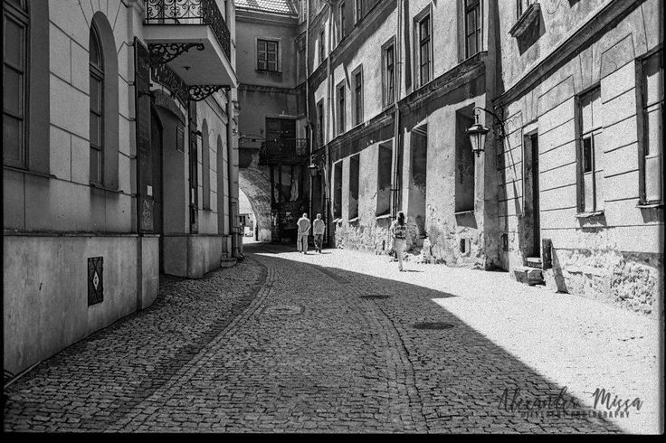 Ancient Streets of Lublin I
