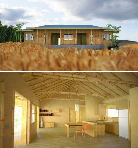 Building With Bamboo 13 Super Sustainable Structures Cob Homes