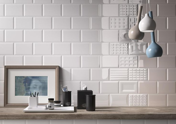 Products | Cento per Cento SpecCeramics, Inc. Wall tile - White