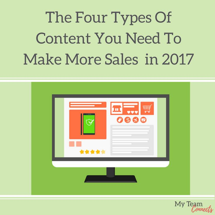 Your customer is on a journey. Your content is the ship helps them sail toward a solution. These four critical content types deliver results at every stage. http://myteamconnects.com/four-types-content-need-make-sales/?utm_campaign=coschedule&utm_source=pinterest&utm_medium=My%20Team%20Connects&utm_content=Four%20Types%20Of%20Content%20You%20Need%20To%20Make%20More%20Sales #contentmarketing #sales
