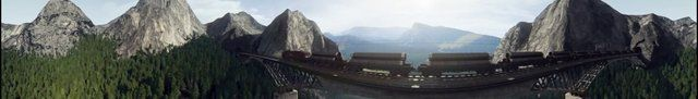 GAZPROM @ Europapark Rust 2.0 – Film 1 – 360° Panorama by Storz & Escherich. Client: GAZPROM Germania GmbH