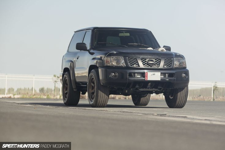 1,400hp At The Wheels: Not Your Typical Nissan Patrol