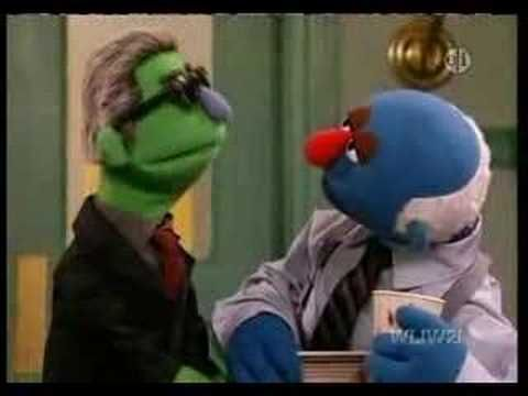 Sesame Street - Law and Order:Special Letters Unit