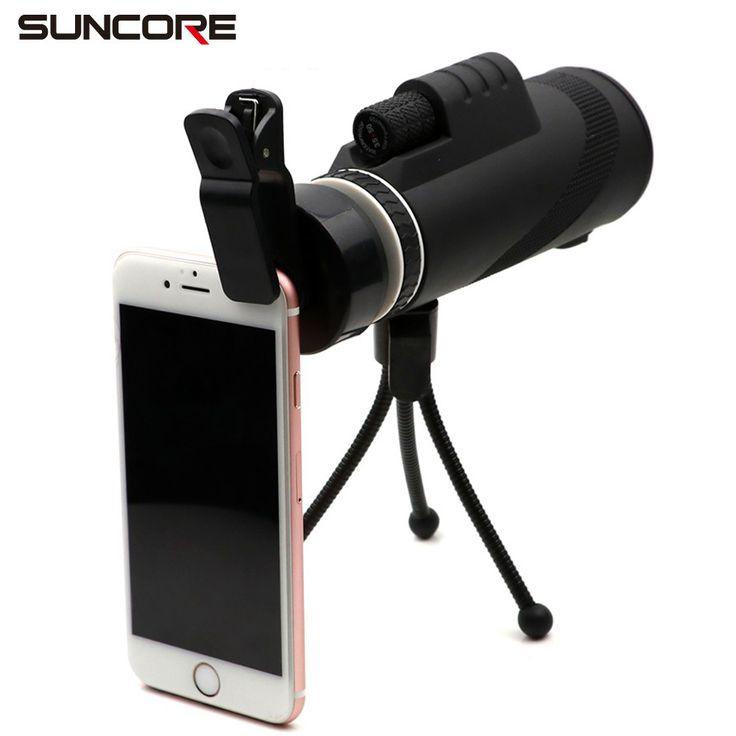 Telefone movel telescopio 35X50 HD All-optico filme verde binoculos telescopios caga telesc pio monocular telescopio profissiona #Affiliate