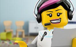 Bauanleitungen - service LEGO.com