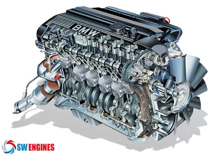 47 best BMW Engines images on Pinterest | Bmw engines, Cars and Autos