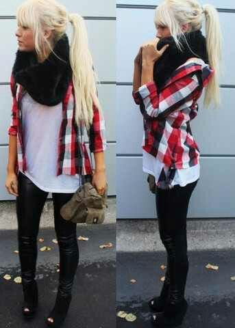 Winter. Teen Fashion. By- Lily Renee♥ (iheartfashion14)