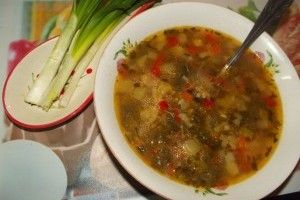 Ciorba de loboda si legume fel de fel - Culinar.ro