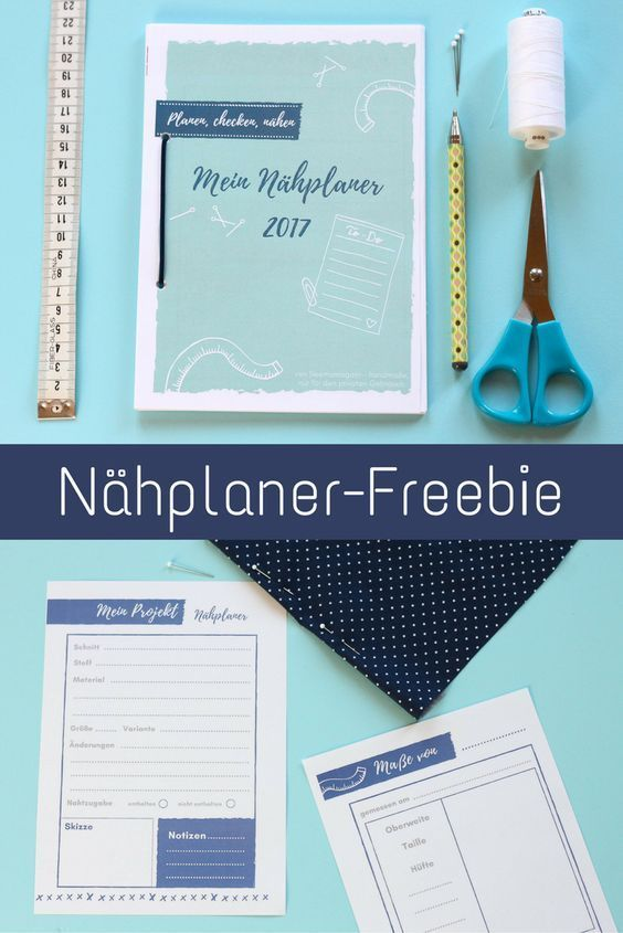 Free Sewing Kit 2017 to print sailor's yarn – Sewing || Tips …   – Nähen
