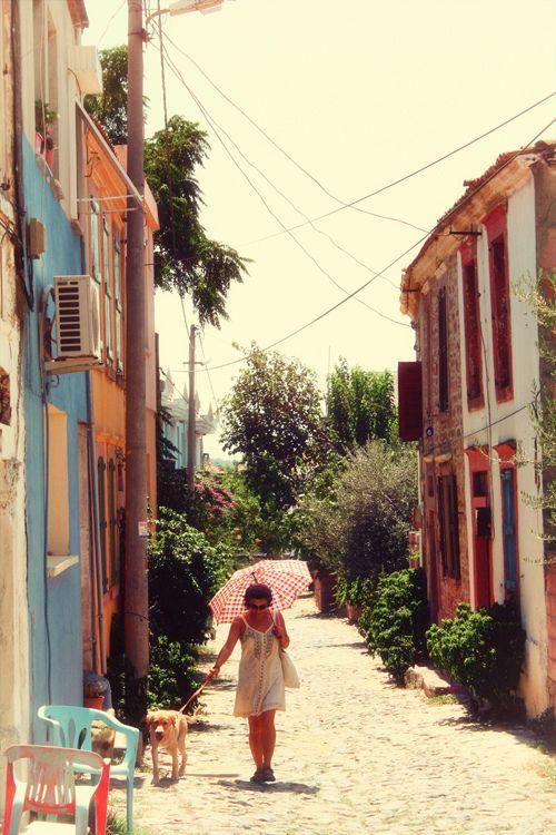cunda adası, Türkiye