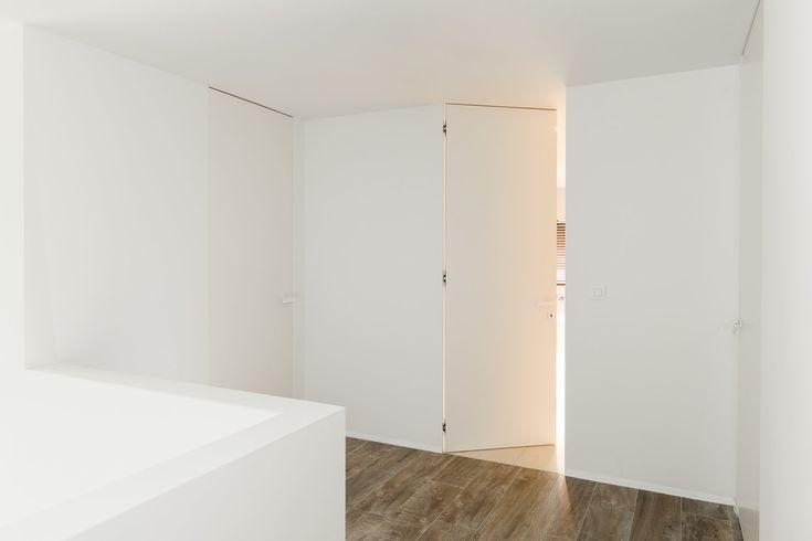 argenta invisidoor, moderne deur onzichtbaar kader – Decotrap