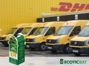 Pentru oamenii care folosesc serviciile de curierat, am acum o veste foarte faina:  DHL Express Romania in parteneriat cu ECOTIC BAT a pus la cale o actiune de colectare a bateriilor uzate: https://www.korydeea.com/2017/11/dhl-si-bateriile-uzate/