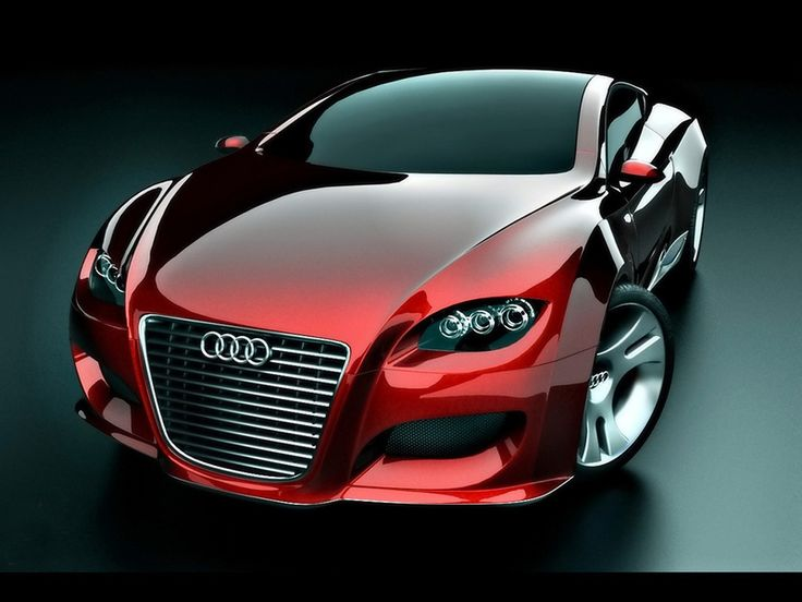Hot cars, super cars, concept cars. WOW!: Audi - Locus Concept - 2007. Wow!