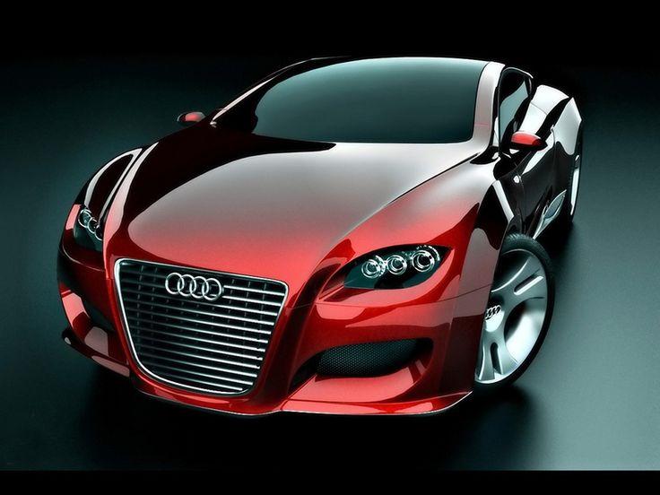 Hot cars, super cars, concept cars. WOW!: Audi - Locus Concept - 2007. Wow!