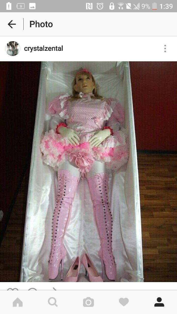 Frilly Sissy Tumblr in 23 best sissy dress images on pinterest   sissy maids, cute
