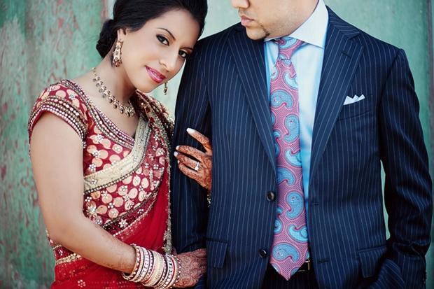 Exquisite Modern Day Indian Wedding Portraits - Salima & Hussein - fashion world and fashion show   fashion world and fashion show