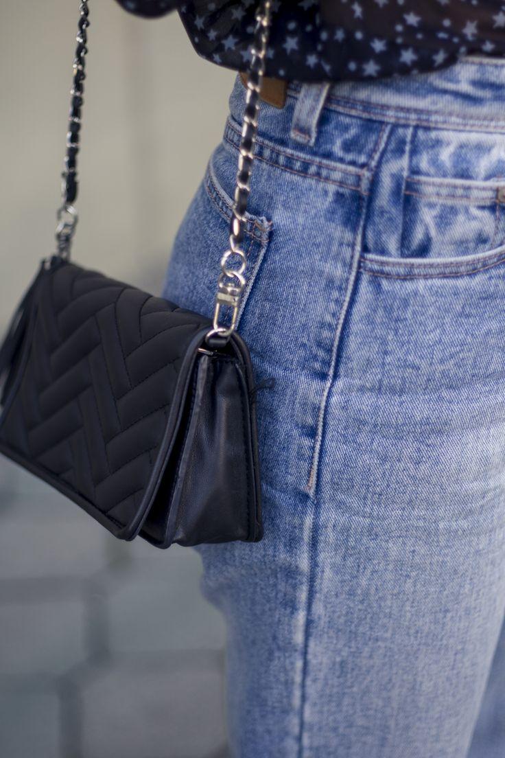 Body, ramoneska i mom jeans. Mój look! – flappergirlvintage