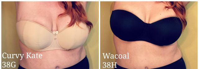 review of two strapless bras to check out!