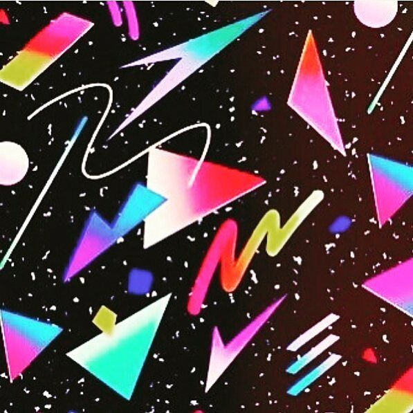 #eighties #80s #pattern #nostalgic #desing @Regrann from ...