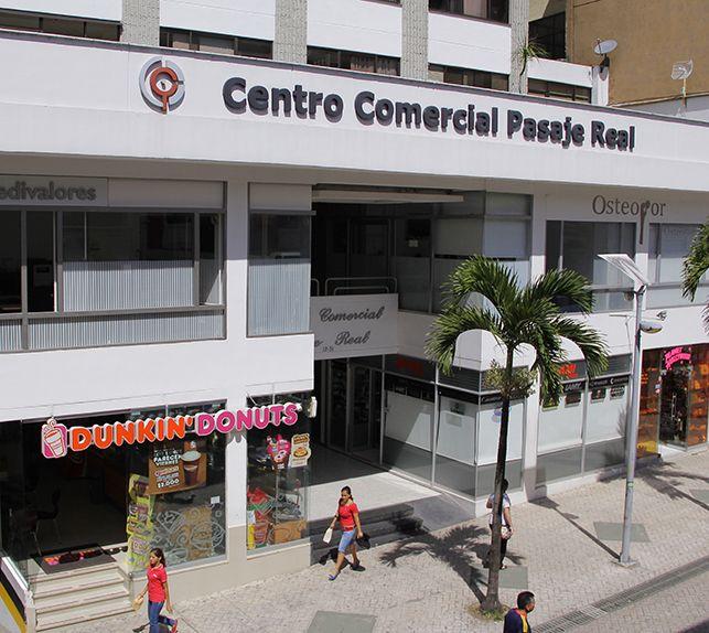 Centro Comercial Pasaje Real