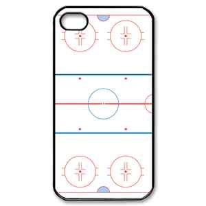 Hockey iPhone cover......... With a # 53 in the middle:)