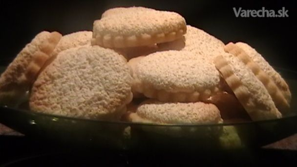Malé chlebíčky - vianočné pečivo - Recept