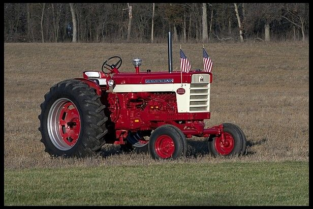 from Deacon dating farmall tractors