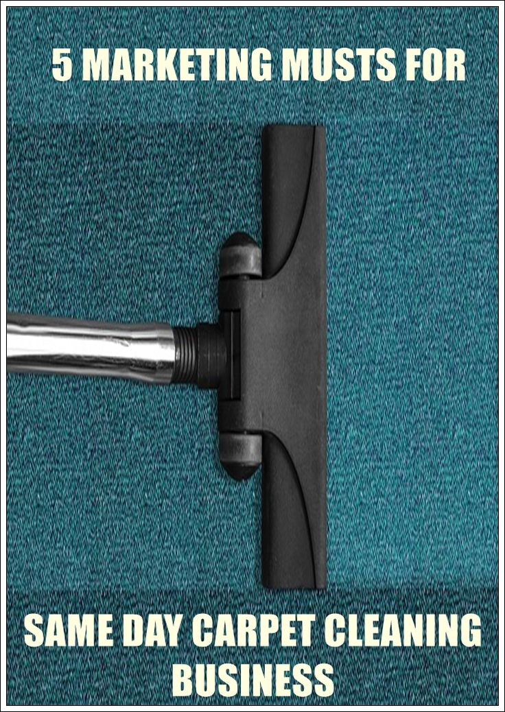 Business plan for carpet cleaning business