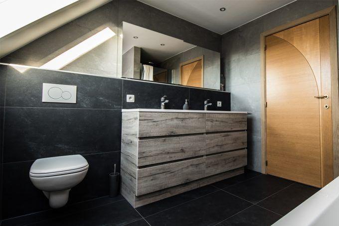20 beste idee n over douche tegel ontwerpen op pinterest - Badkamer onder het dak ...