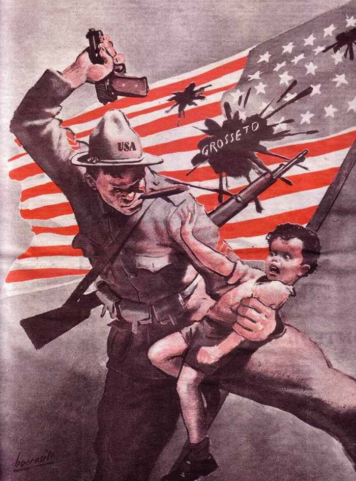 Пропагандистские картинки