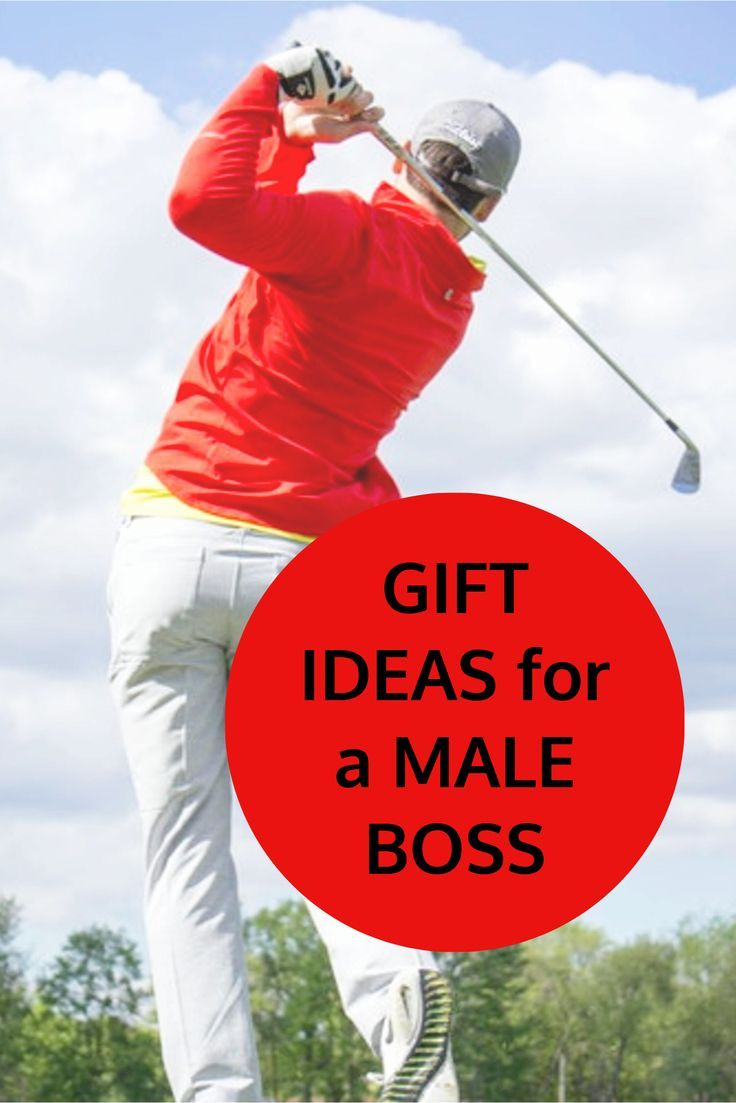 Retirement Gift Ideas For A Male Boss