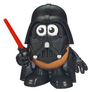 I have this one.  Can't wait to purchase the whole set to have our war against the Staar test Playskool Mr. Potato.  Each time they master an objective then they get to add a piece! Head Classic Darth Tater Toy