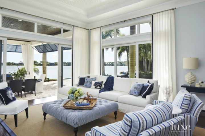 Vibrant colors, beachy accents, and paradise-inspired furnishings ...