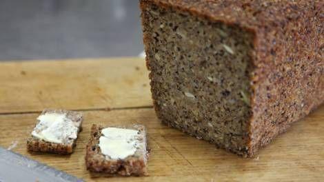 Danish Rye Bread Recipe | @Matty Chuah Bread Makers