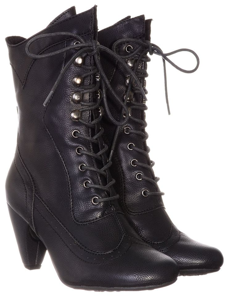 Coal Mill Victorian Boots | PLASTICLAND NEEDNEEDNEEDNEED!!