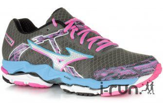 Mizuno Wave Enigma 4 W pas cher - Chaussures running femme running Route & chemin en promo