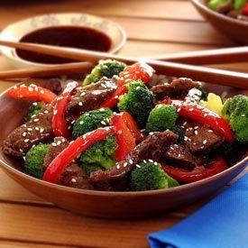 Paleo Teriyaki Beef Broccoli Recipe #paleo #diet #food #recipes paleoaholic.com