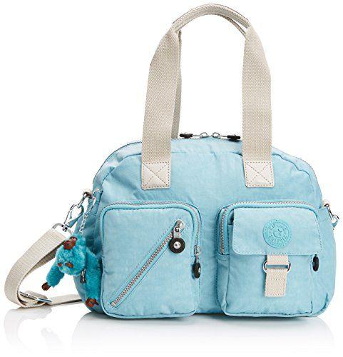 New Kipling Women's Defea,Top-Handle Bag, Starlight Blue, One Size online. Perfect on the Anuschka Handbags Handbags from top store. Sku hldv97422qoxn62818