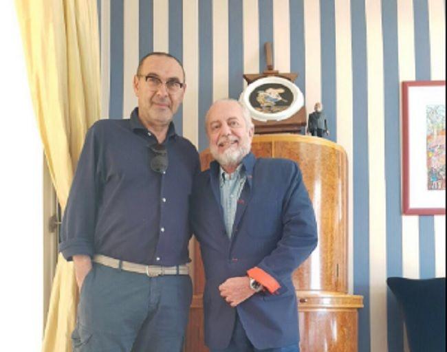 Il Presidente A. De Laurentiis ed i tecnico Maurizio Sarri si sono incontrati negli uffici della Filmauro a Roma ed hanno pianificato i prossimi e [...]