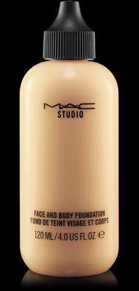 MAC Cosmetics: M·A·C Studio Face and Body Foundation 120 ml in C1  I been using this foundation for two month. It's best foundation. It's a natural finish n you can put powder so it doesn't look shiny n more matte. I ♡ this foundation!