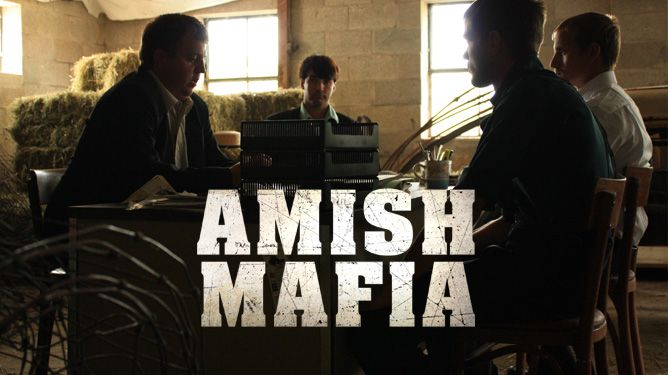 Watch Amish Mafia - The Book of Merlin Online S1E7