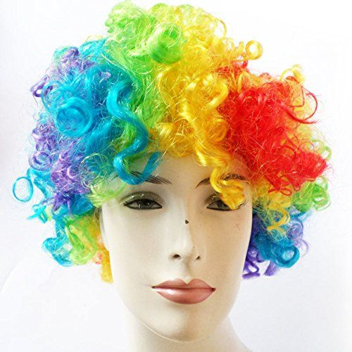 Halloween wigs/Fans Wig/Fluffy Studio hair/The head/April Fool's funny wigs-I *** Want to know more, click on the image.