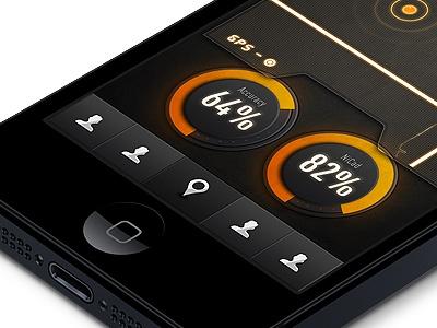 SpecialOps Interface Design