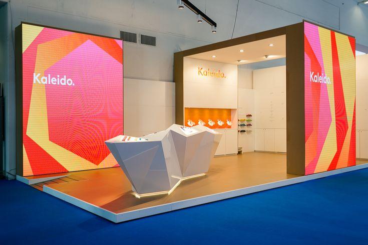 Kaleido - EASD 2016 - Munich on Behance